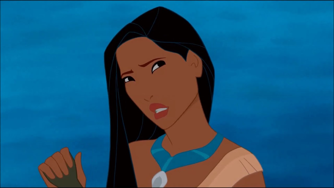 Pocahontas Meets John Smith [HD] - YouTube