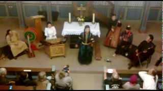 Mongoleifestival 2013 - Namgar und Egshiglen