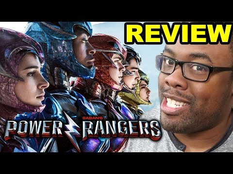 POWER RANGERS 2017 MOVIE REVIEW – Good, Bad and Nerdy