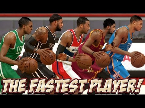 Who Is The FASTEST Player In NBA 2K? Current NBA Players ...