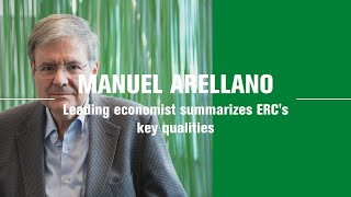 Manuel Arellano joining the ERC Scientific Council thumbnail