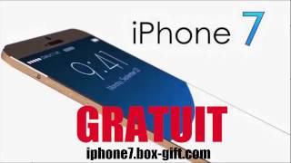 un iPhone 7 - 100% GRATUIT (No fake)