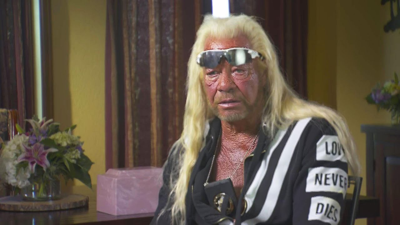 Download Dog the Bounty Hunter Emotionally Reveals Last Moments With Beth Chapman