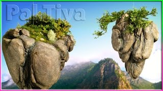 Avatar Floating Rocks! - How to make your very own!