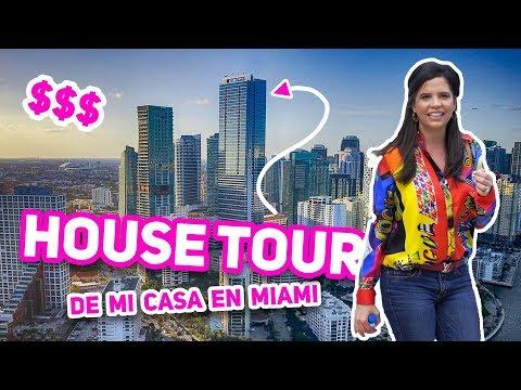 MI APARTAMENTO EN EL PISO 62 - HOUSE TOUR - RESIDENCIAS DEL FOUR SEASONS MIAMI - EL MUNDO DE CAMILA