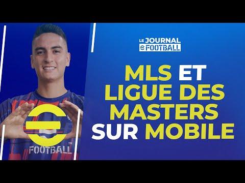 eFootball : MLS et Ligue des Masters sur mobile !