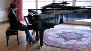 Bach: Chromatische Fantasie und Fuge d-moll BWV 903