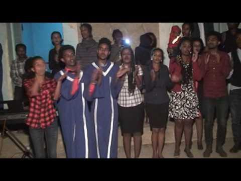 KEREN Evangelical Lutheran church 2017 new year part 13