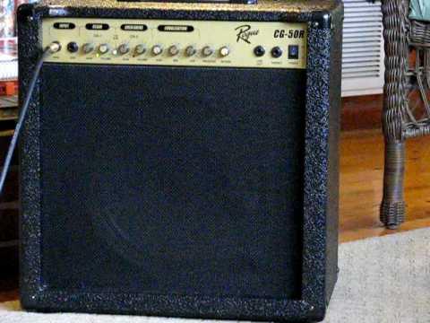 rogue cg 50r guitar amp youtube. Black Bedroom Furniture Sets. Home Design Ideas