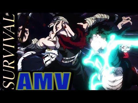 My Hero Academia | SURVIVAL AMV