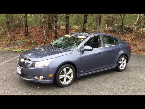 2014 Chevrolet Cruze Plymouth, Marshfield, Pembroke, Weymouth, And Brockton, MA IC6920R