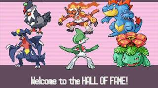 Pokemon Hall Of Fame Redoux!