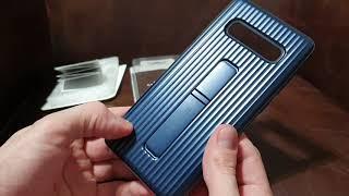 Обзор и Распаковка Аксессуаров к Смартфону Samsung Galaxy S10 Plus (2019) - MRGNL52. АКСЕССУАРЫ Samsung Для Смартфонов