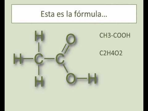ácido Acético Youtube