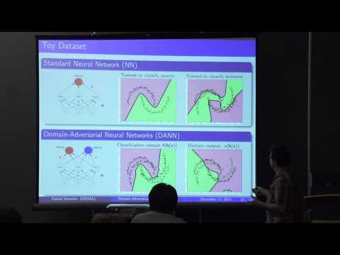 NIPS 2014 Workshop - (Germain) Second Workshop on Transfer and Multi-Task Learning: Theory...