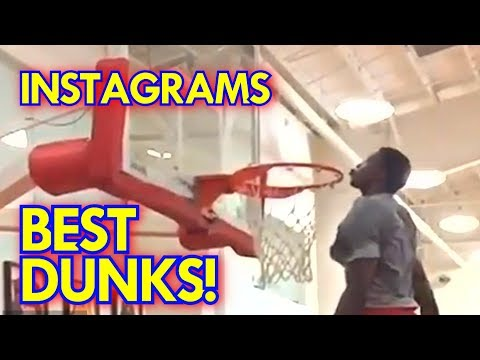 DUNKS of the WEEK! BEST Dunks from Instagram (July 3-9)