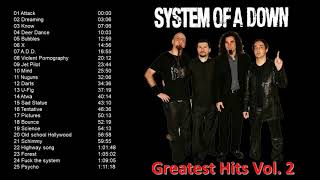 System of a Down - Greatest Hits Vol. 2