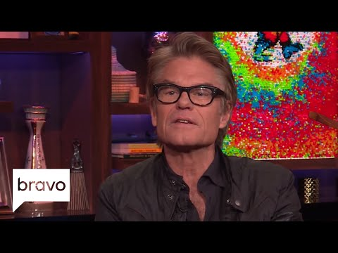 Harry Hamlin: How One Man Won the Hearts of RHOBH and the   MCM  Bravo