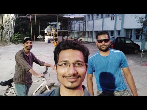 Cycle Tour Of IIT Madras