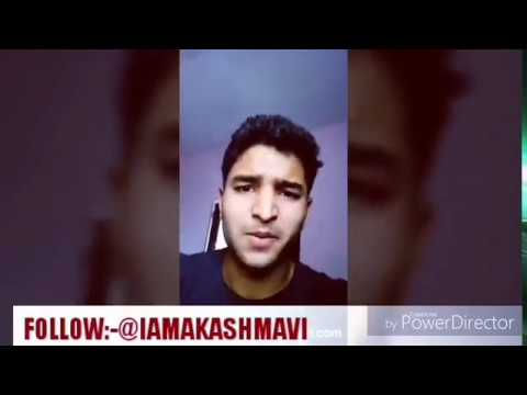 Funny video collection of some dialogue by Akash Mavi
