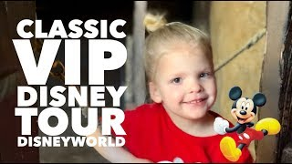 WHAT IS A CLASSICS VIP TOUR AT DISNEY WORLD