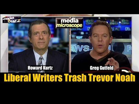 Daily Show Debacle Trevor Noah Jokes Examined by Greg Gutfeld on Media Buzz