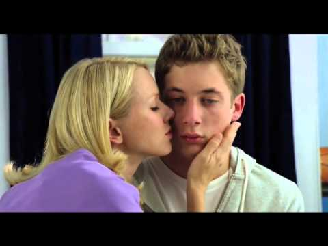 Movie 43 -  First Kiss scene