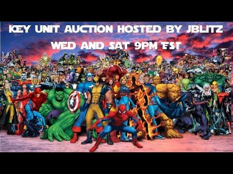 Key Unit Auction