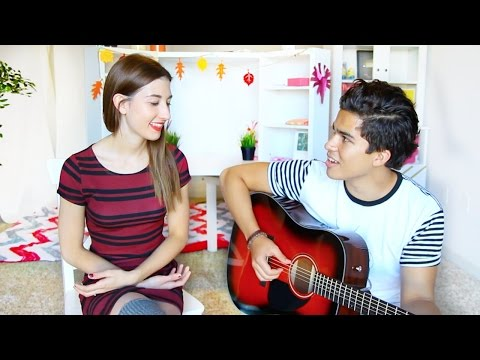 Love Me Harder - Ariana Grande ft. The Weeknd Cover | Alex Aiono & Meg DeAngelis