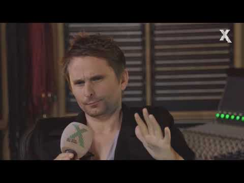 Matt Bellamy on making 'Knights Of Cydonia'