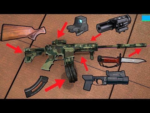 10000 вариантов оружия в игре Weapons Genius ! ОБНОВЛЕНИЕ !