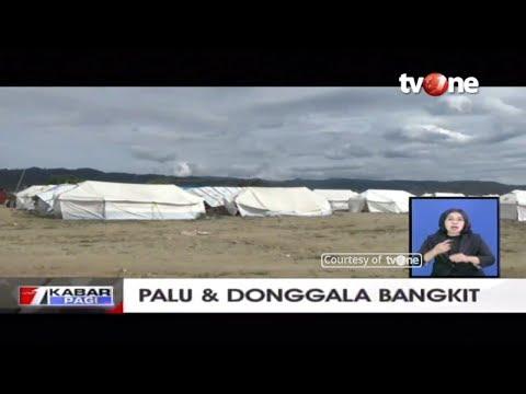 Lombok, Palu & Donggala Bangkit Pascagempa