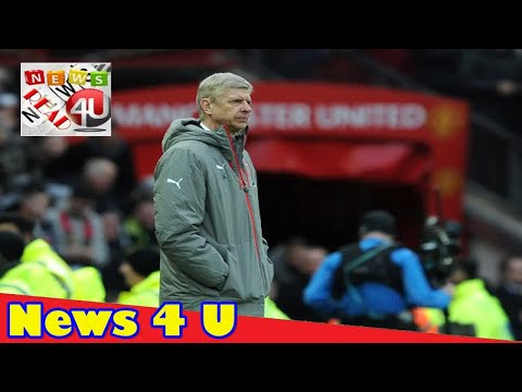 Man Utd website pleads with fans to respect Arsene Wenger and pay tribute to Arsenal boss