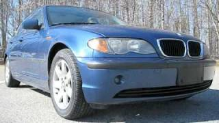 2003 BMW 3-Series Test Drive