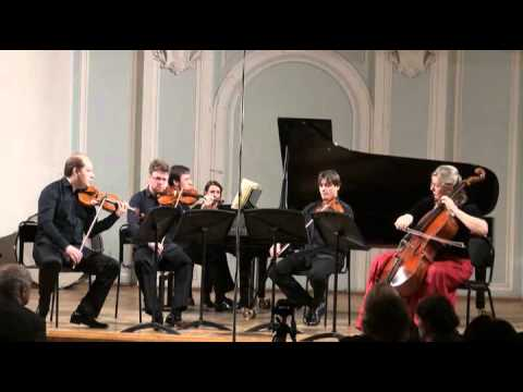 Cesar Franck - Piano Quintet in F @ Homecoming Festival 2011 (mov. 2)