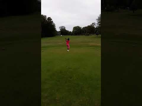 6 Years Old Perfect Golf Swing