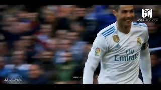 Cristiano Ronaldo scored 50 goals in 2017/2018. Here all Goals you can watch.