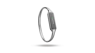 Fitbit Flex 2 Bangle Accessory Band Stainless Steel