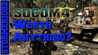 What To Do With Socom 4??