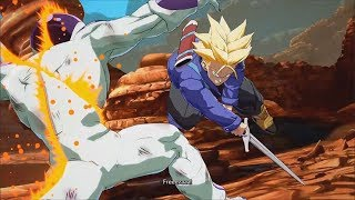 Dragon Ball FighterZ - Finais Dramáticos - Legendado em PORTUGUÊS!