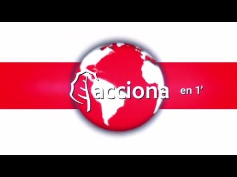 ACCIONA Vídeo resumen - Agosto 2016