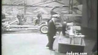 PLYMOUTH CAR COMMERCIAL LIVE 1957