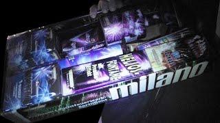 Helios Feuerwerk - Milano Leuchtsortiment