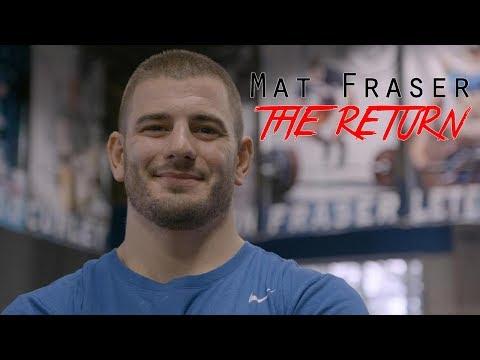 Mat Fraser  The Return  Crossfit Motivation