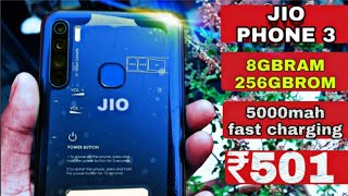 JIO PHONE 3 UNBOXING | 45MP 📸 DSLR Camera | Price ₹1099 | 5G | Ram 6GB how to BOOK Jio phone 3