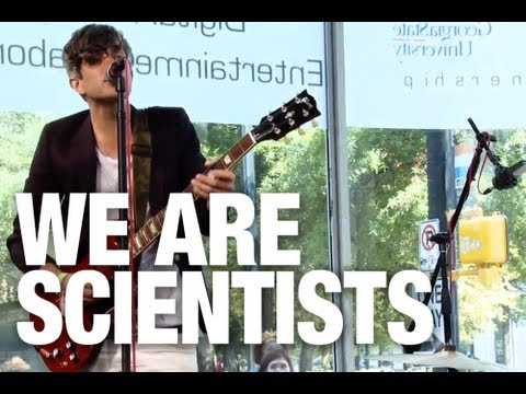 "We Are Scientists ""After Hours"" 