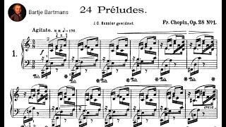 Chopin - 24 Preludes, Op. 28 {François-René Duchâble}