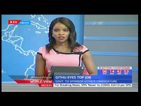 Kenya is tabling AG-Githu Muigai for ITLOS judge position: Felix Odhiambo-Maritime Law Expert pt1