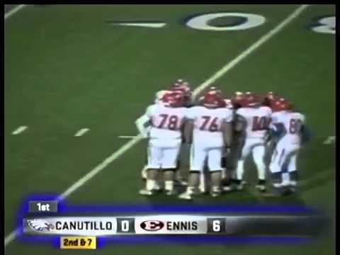 Canutillo vs. Ennis: 1st Quarter
