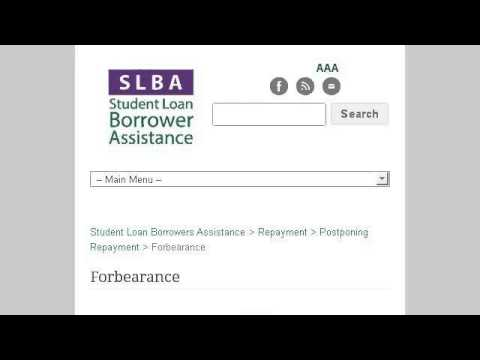 Who Qualifies For A Forbearance Agreement Youtube